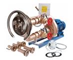 Оборудование для встречного течения и гидромассажа