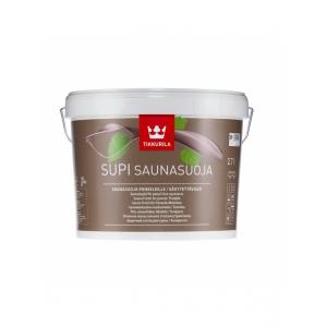 Пропитка для стен Супи Саунасуоя 2,7 л, Tikkurila