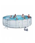 Бассейн круглый каркасный BestWay 56280-NEW Размер: 549 х 132 см