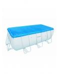 Защитное покрытие на бассейн BestWay 58232 Размер: 4,19 х 2,01 м. Для каркасных бассейнов