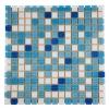 Мозаика стеклянная Aquaviva Bahama Light B2311N