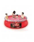 """Детский надувной бассейн с аппликацией """"Тачки"""" BestWay 91026 Размер: 244 х 66 см"""
