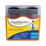 Тестер AquaDoctor Test Box Cl/pH