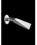 """Водопад для бассейнов """"Гусак настенный"""", круглая труба диаметром 75 мм"""