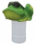 Плавающий дозатор маленький игрушка Жаба - K728BU/FRO/6P