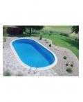 Сборный каркасный бассейн TOSCANA (Германия) 4,16 х 8,00 х 1,5